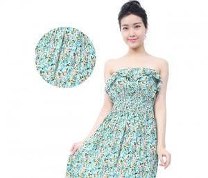Đầm Tôn Maxi