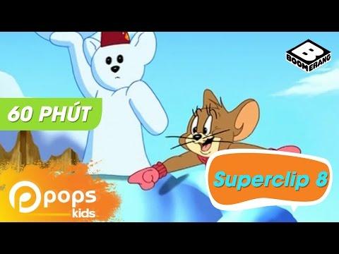 Tom and Jerry Tales - Superclip 8 (Phim Hoạt Hình Lồng Tiếng Việt)