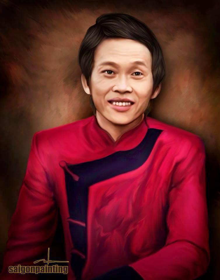 Cám ơn Lâm Nguyễn đã vẽ tặng chú bức tranh này , Dù chú chưa biết tranh điện tử là vẽ bằng cách nào . Thông cảm cho Tư ruộng hỉ kkkkk