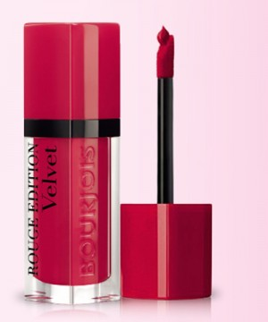 Son Bourjois Velvet Rouge Edition(01-10)