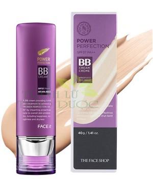 Kem Nền Đa Năng POWER PERFECTION BB CREAM SPF37 PA++