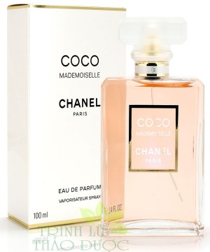 Nước hoa nữ CHANEL Coco Mademoiselle EDP