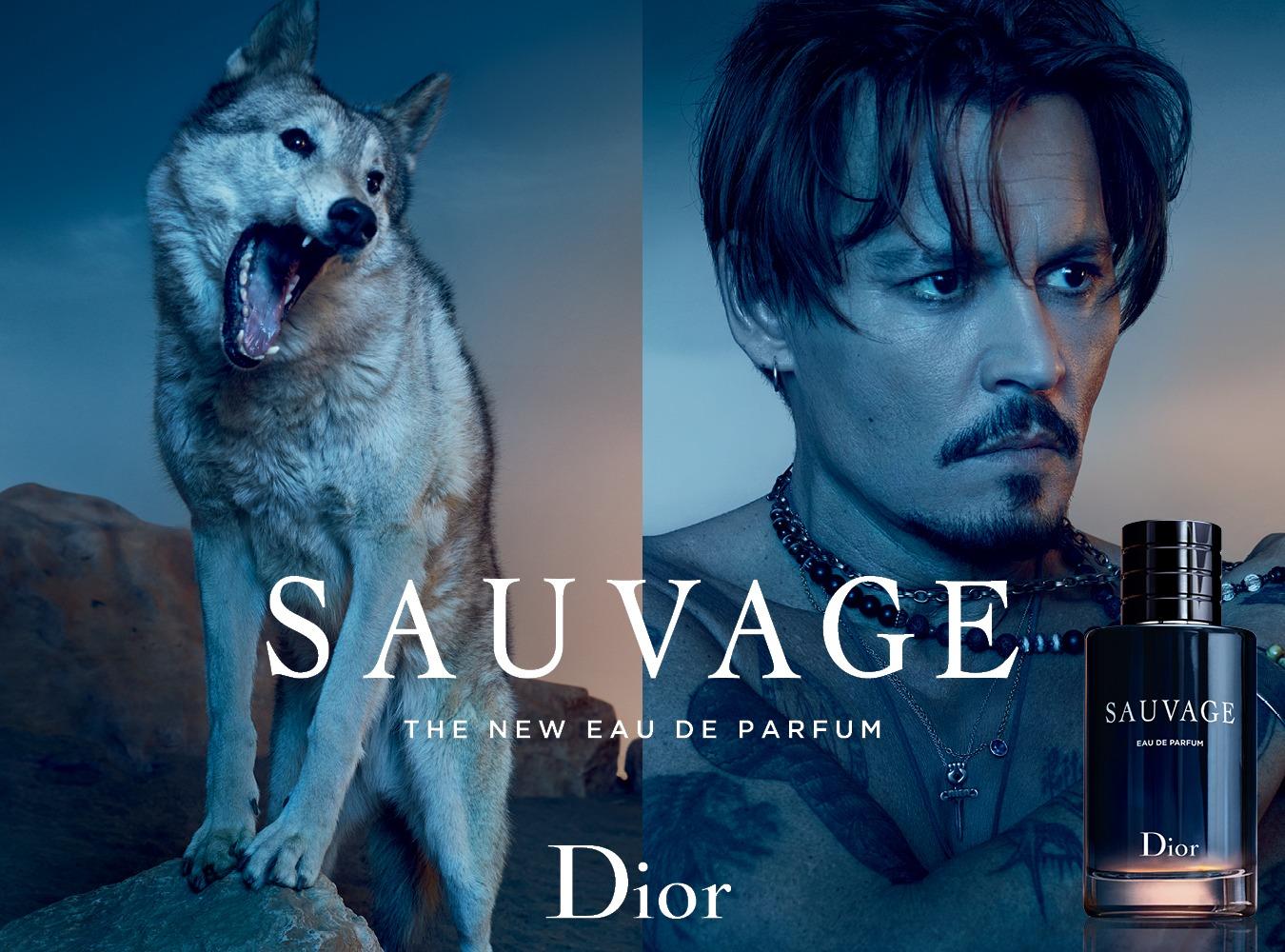 """Tiếng gọi nơi hoang dã"" của Dior Sauvage Eau De Parfum"
