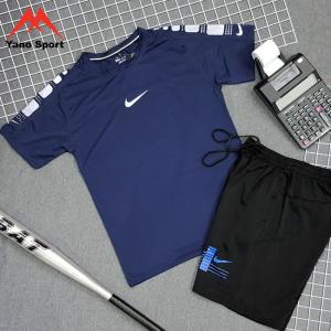 Set thể thao nam Nike Drifit Đỏ