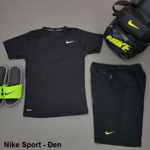 Set thể thao nam Nike Sport Đen