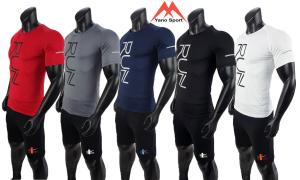 Set thể thao nam Nike Run Man Đỏ