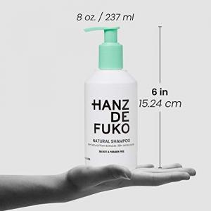 Dầu gội nam Hanz De Fuko Natural Shampoo