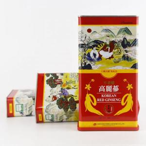 Hồng sâm củ khô cao cấp 6 năm tuổi chính hãng Daedong Hàn Quốc (Hộp thiếc 150g)