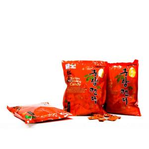 Kẹo hồng sâm Hàn Quốc chính hãng Daedong (Gói 500gr)
