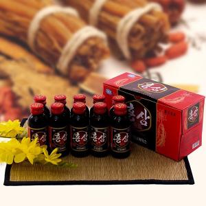 Nước hồng sâm Hàn Quốc (chai 100ml, 25kcal)