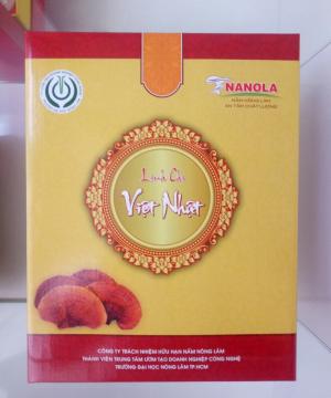 Nấm linh chi Việt Nhật cao cấp NaNoLa (Hộp 500g)