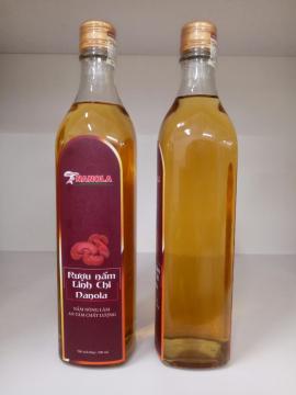 Rượu Linh Chi Nông Lâm NANOLA