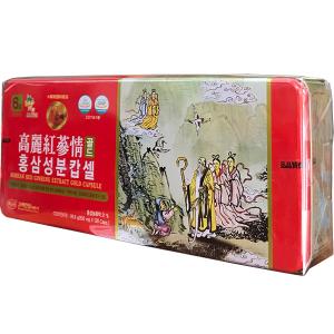 Viên hồng sâm nhung hươu linh chi KGS (120 viên x 830 mg)