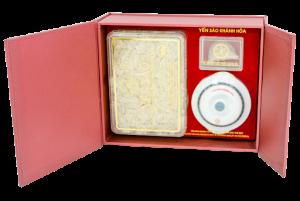 Yến tinh chế mẫu hộp quà tặng (Hộp 100gr) - 014GS