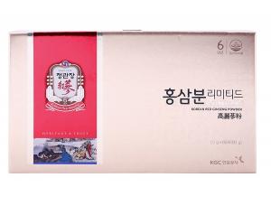 Bột Hồng Sâm Dạng Gói KGC Cheong Kwan Jang Powder Limited (Hộp 60 gói)