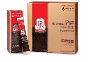 Nước hồng sâm Cheong Kwan Jang Everytime Balance (Hộp 30 gói)