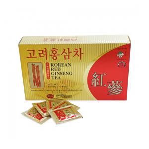 Trà Hồng Sâm KGS Hàn Quốc (Hộp 100 gói x 3g)
