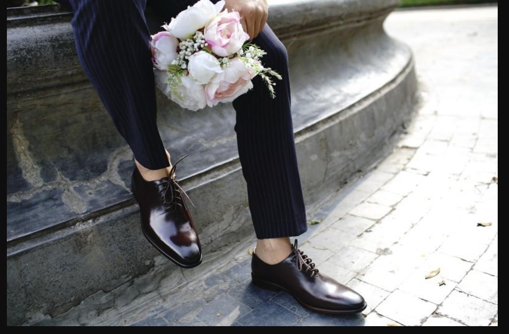 Cách chọn giày cho ngày cưới phù hợp với mọi chú rể