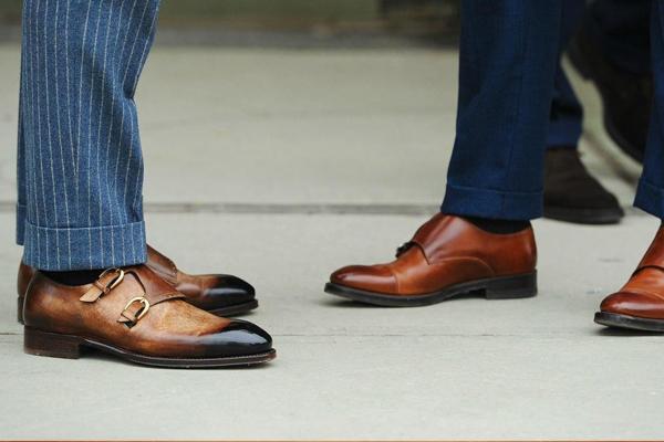 Quần tây mang giày gì chuẩn men lỳ? Có thể bạn chưa biết!