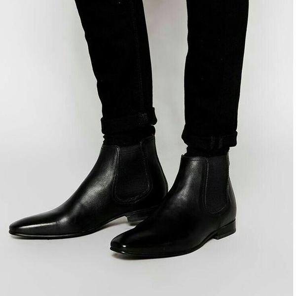 Bật mí cách phối giày với quần tây đen cực ĐỘC| Không phải ai cũng biết