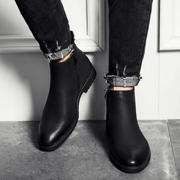 Giày tây cổ cao nam uy tín, chất lượng bạn nên biết !