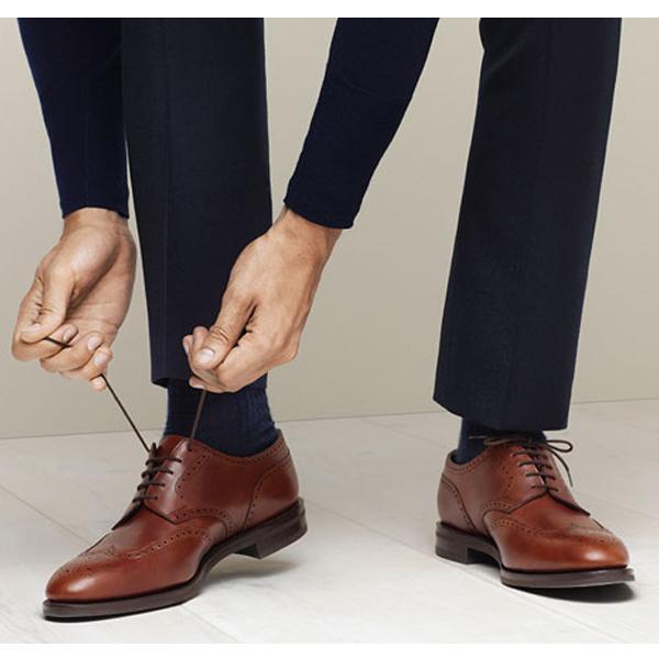 Giày tây oxford | Những kiểu giày tây nam oxford không thể bỏ qua