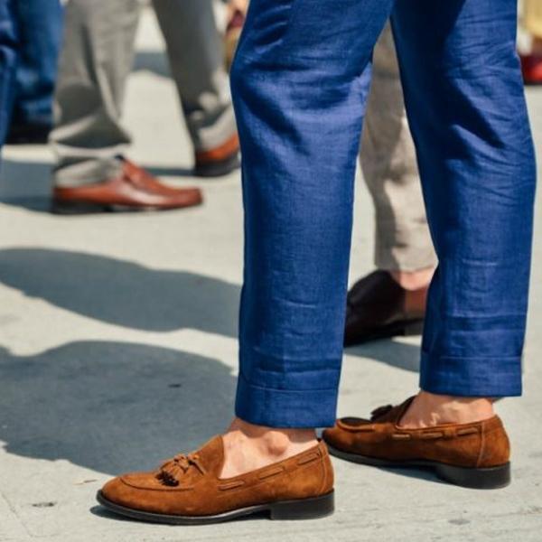 Mặc quần tây mang giày gì cho chất nhất ?
