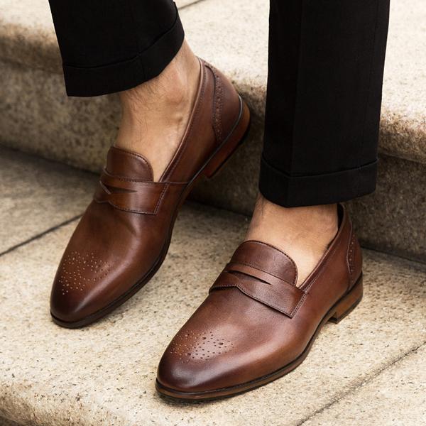 Top 3 giày lười công sở đẹp nhất năm 2019. Là một thanh niên bạn nên biết !