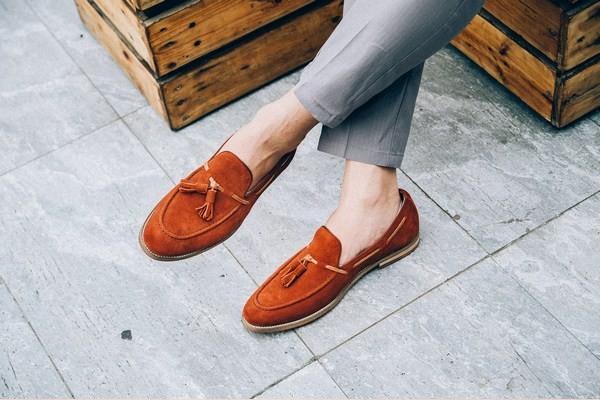 Giày lười nam đẹp giá rẻ, chất lượng | Qúy ông nhất định không được bỏ lỡ