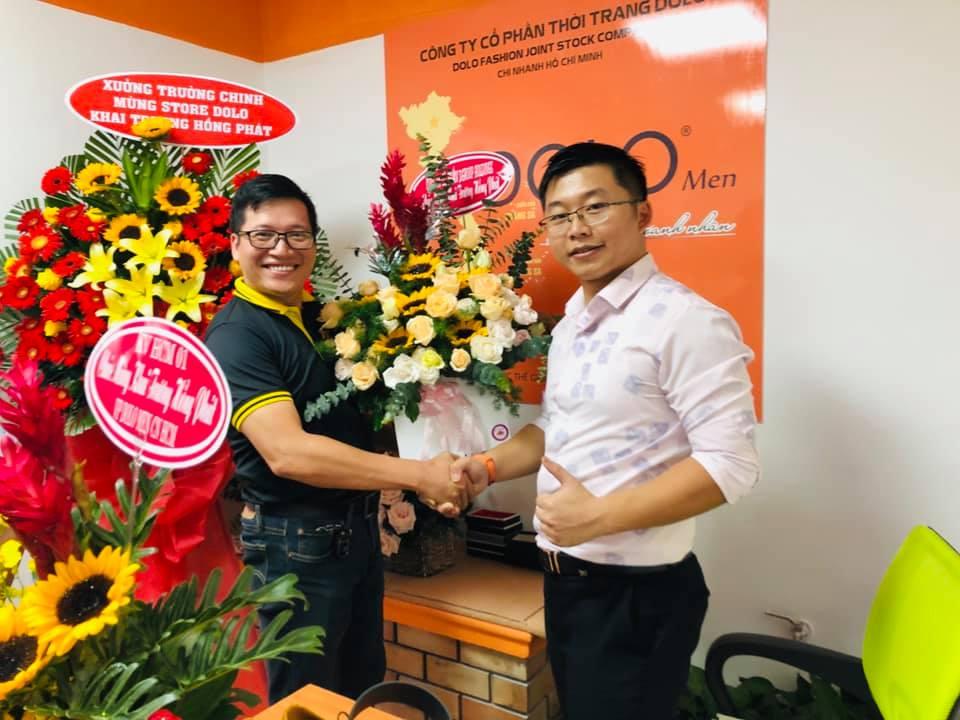 Khai Trương Store DOLO Men TP. Hồ Chí Minh