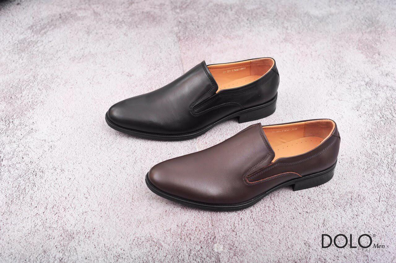 Cách nhận biết giày da Dolomen hãng không phải ai cũng biết