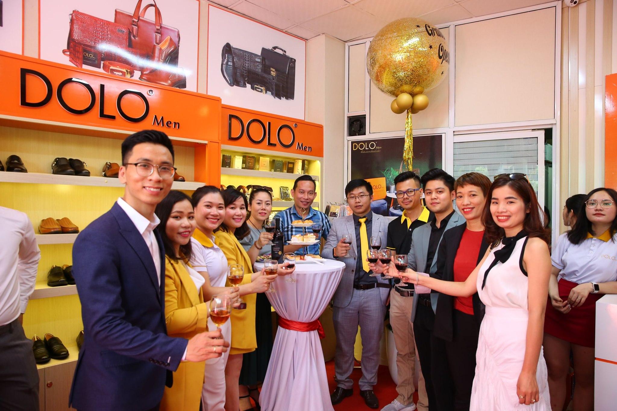 Thương hiệu thời trang DoloMen tưng bừng khai trương chi nhánh mới tại TP. Hồ Chí Minh