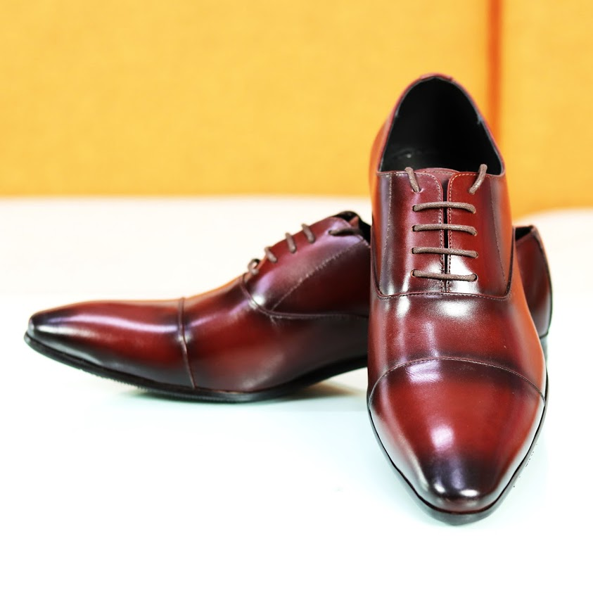 Giày tây mặc đồ gì cho hợp? Mẹo phối đồ cho nam