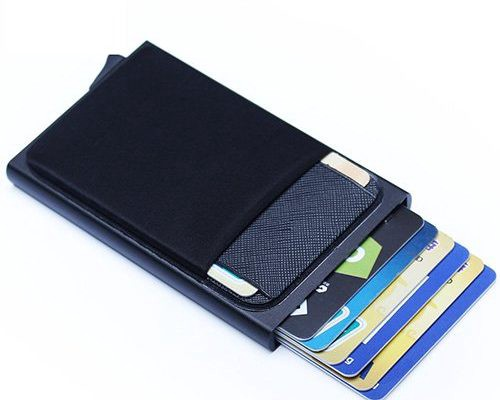 Các mẫu ví da nhỏ dành cho các quý ông đang được ưa chuộng nhất hiện nay