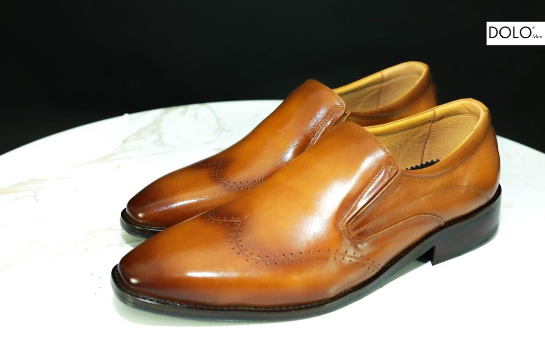 Mua giày da king order ở dolomen
