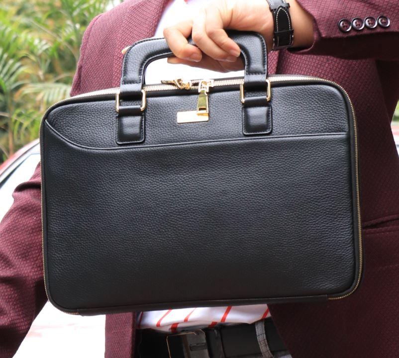 cặp da đựng laptop mini PKC10