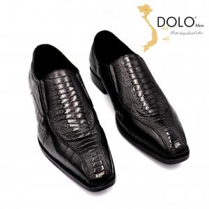 Giày Da Đà Điểu Chính Hãng DOLO Men XGL21