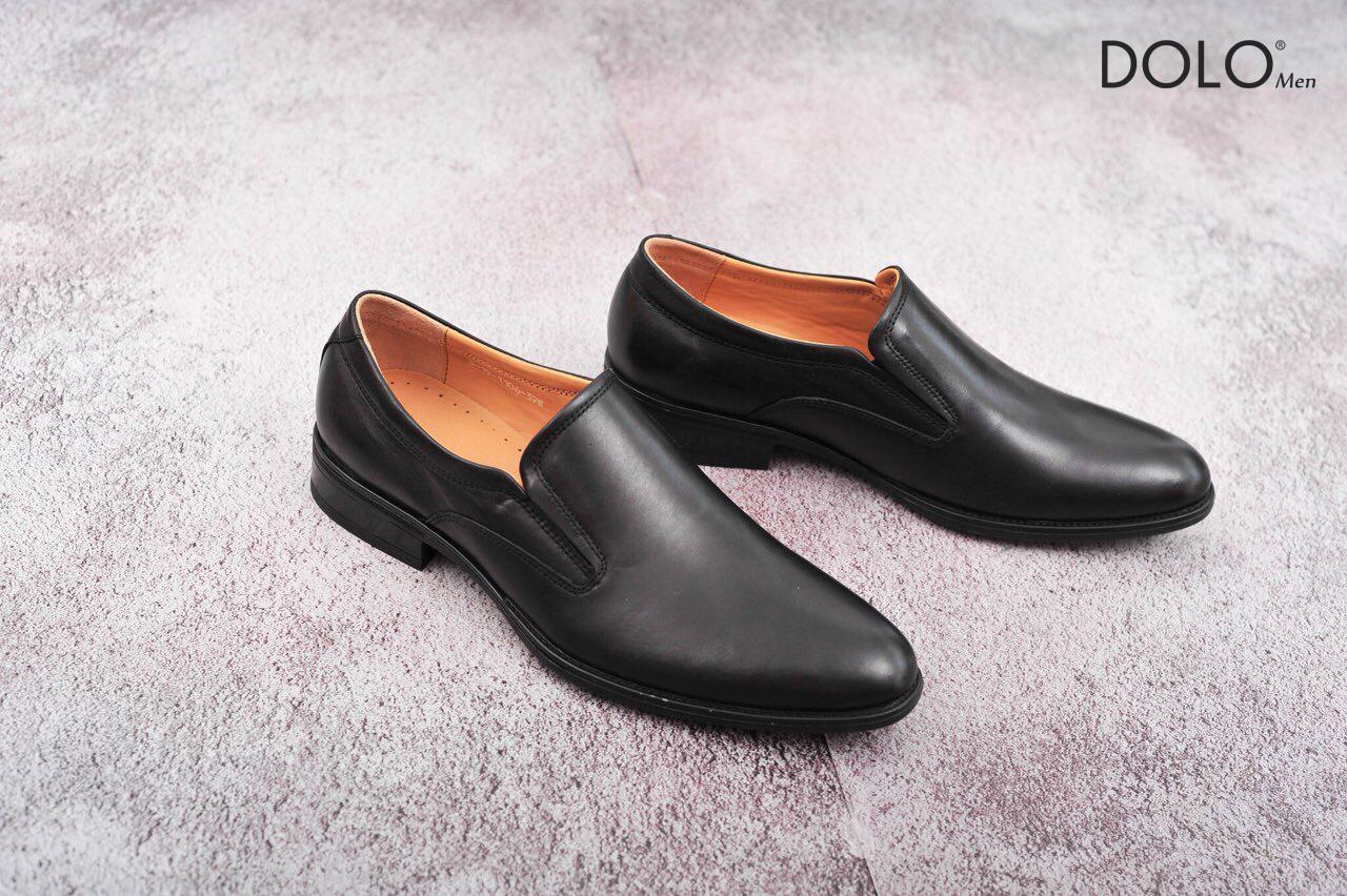 Review mẫu giày lười Dolo Men cao cấp VTL08