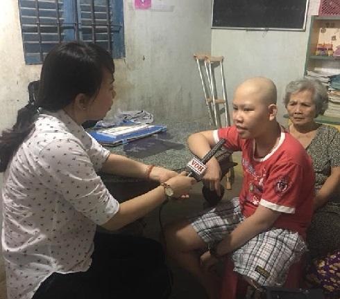 Em Quốc Việt và ước mơ bước tiếp