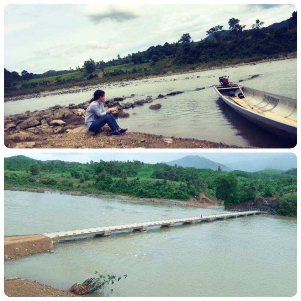 Khánh thành cầu Chân Rò - Tỉnh Quảng Trị