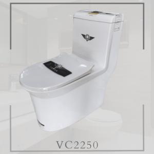 BỒN CẦU 1 KHỐI CAO CẤP VEURRO VC2250