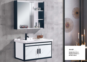 Bộ tủ lavabo nhôm Veurro VR-807