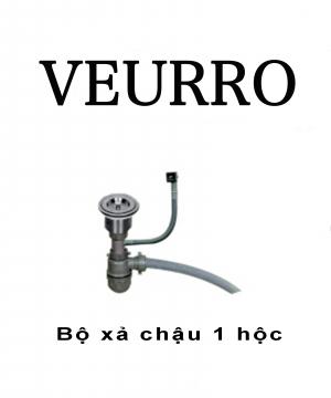 Bộ Xả Chậu Rửa Chén 1 Hộc Veurro