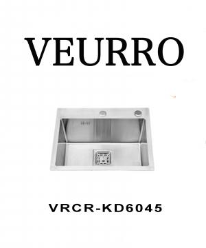 Chậu Rửa Chén Inox 304 Veurro VRCR-KD6045