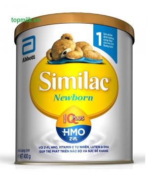 Similac HMO1 / 400g ( 0 - 6 Tháng)