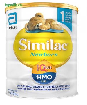 Similac HMO1 / 900g ( 0 - 6 Tháng)