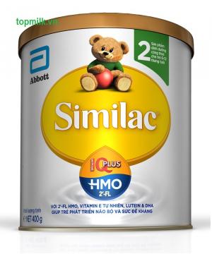 Similac HMO2 / 400g ( 6 - 12 Tháng)