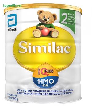 Similac HMO2 / 900g ( 6 - 12 Tháng)
