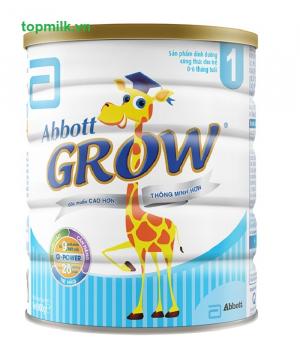 Abbott Grow 1 / 900g ( 0 - 6  Tháng)