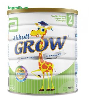 Abbott Grow 2 / 900g ( 6 - 12 Tháng)